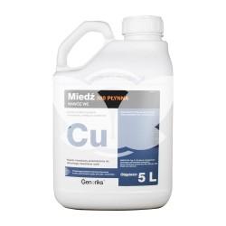 Miedź 380 płynna 5L tlenochlorek miedzi