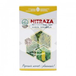 Nitraza - zaprawa do łubinu, seradeli 400ML
