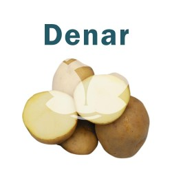 "Ziemniaki sadzeniaki Denar - PL, Klasa A, kal. 35-55mm, opak. a""`10kg."