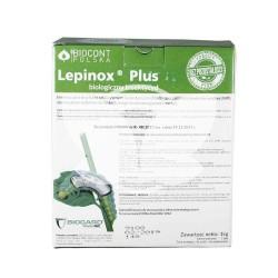 Lepinox Plus 1kg (na ćmę bukszpanową)