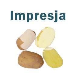 """Ziemniaki sadzeniaki Impresja - PL, klasa A, kal. 35-55mm, opak. a""""25kg"""