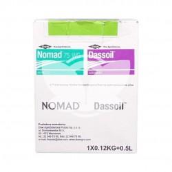 Nomad 75 WG 120G + Dassoil 0,5 L