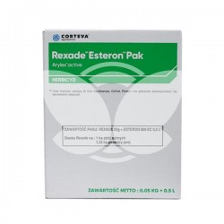 Rexade Pak Mały- Rexade 50G + Esteron 0,5L