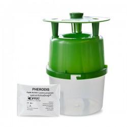 Pułapka BUXATRAP na ćmę bukszpanową z feromonem (pakiet)